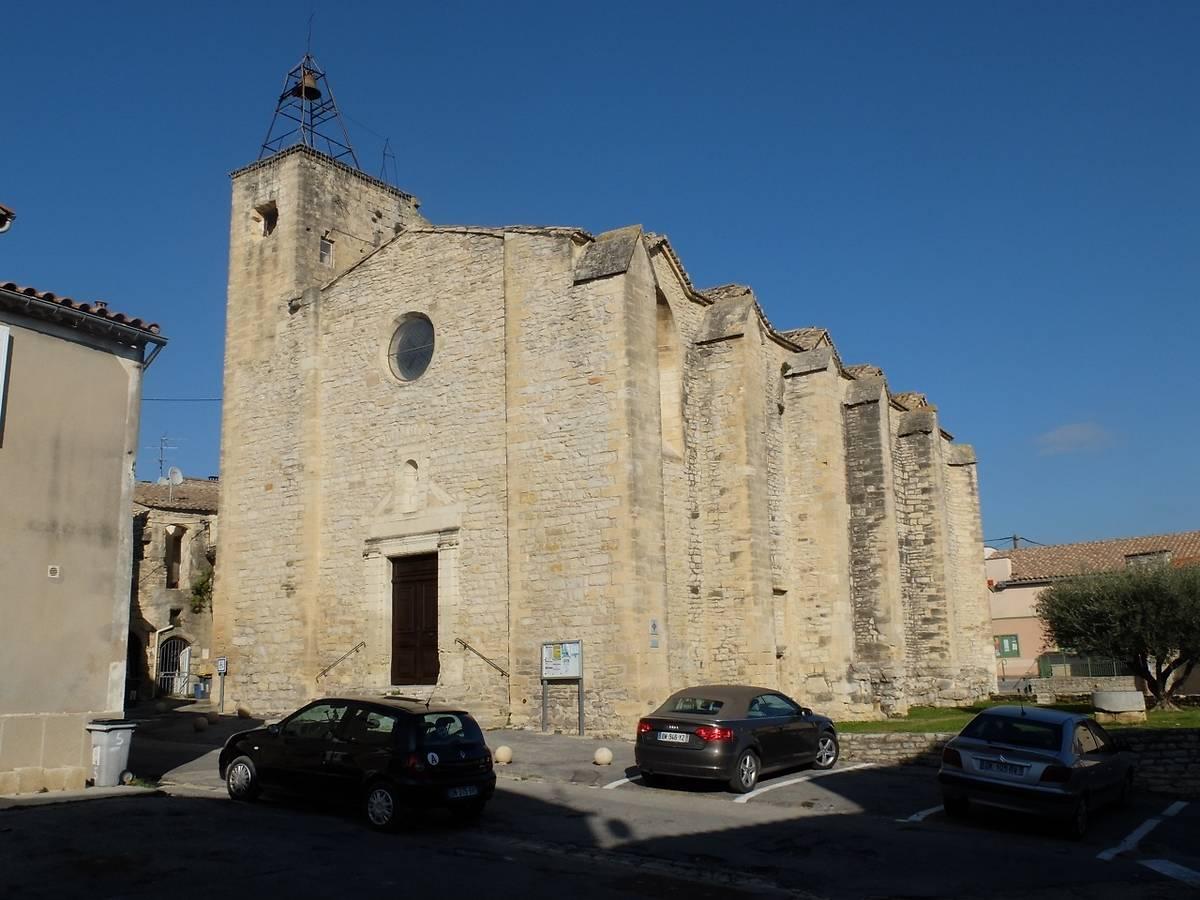 Eglise Notre Dame de Congénies