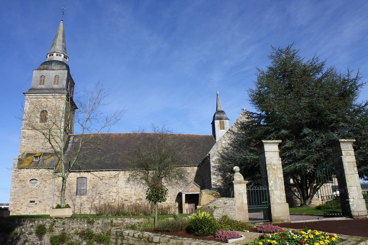 EGLISE DE SAINT-POTAN