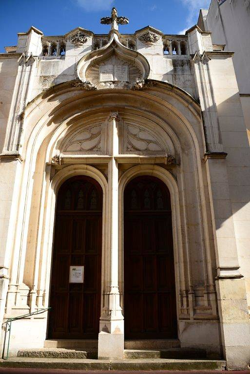TEMPLE PROTESTANT A VICHY