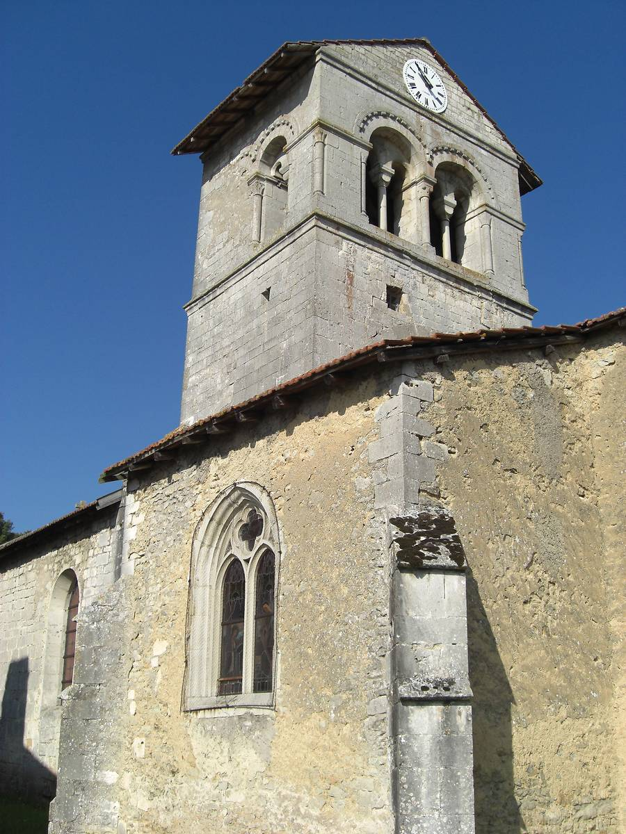 EGLISE DE BATTIGNY