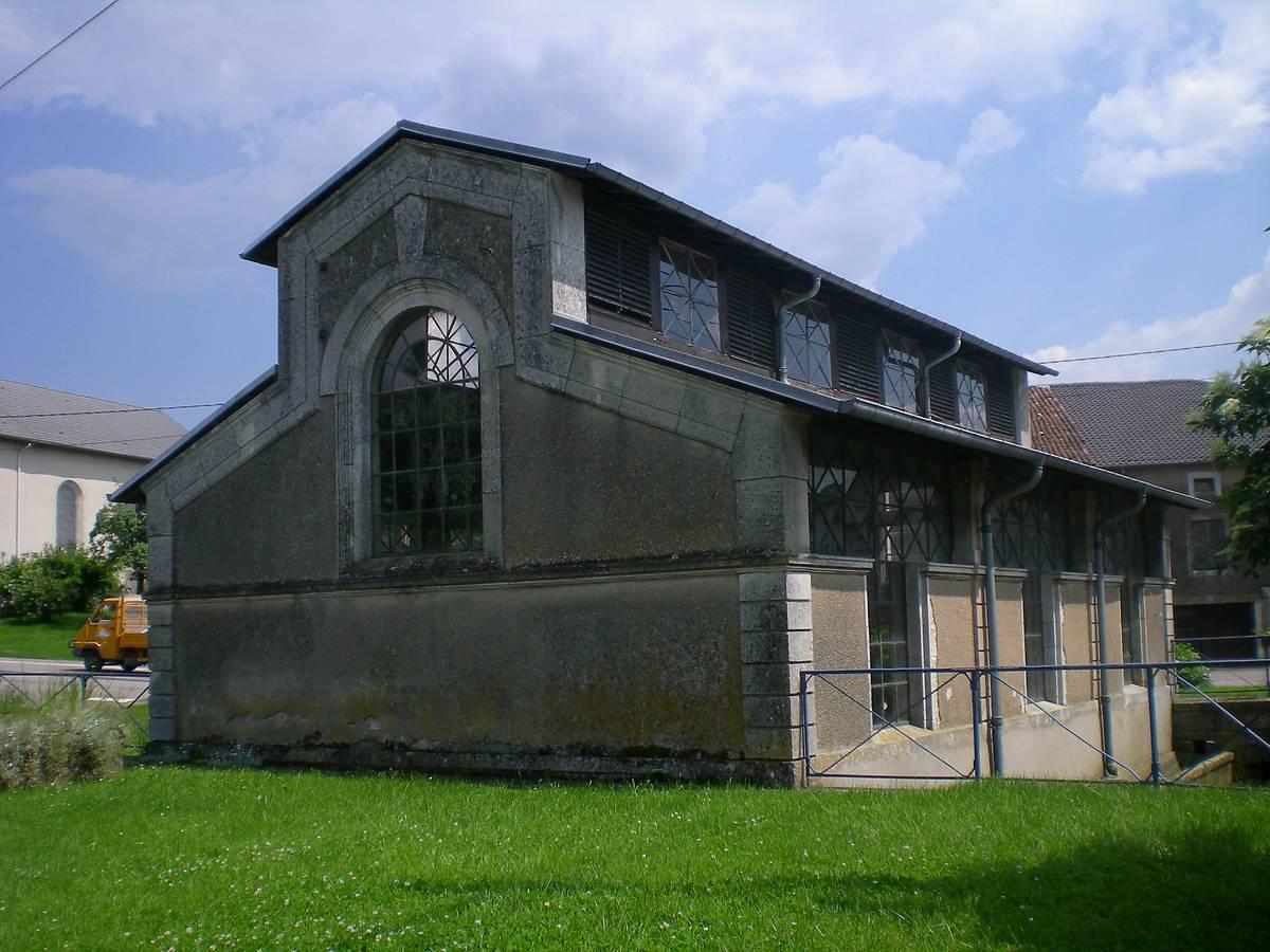 LAVOIR DE BERNECOURT