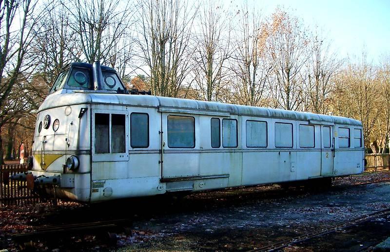 AUTORAIL X5822 DES MOUETTES
