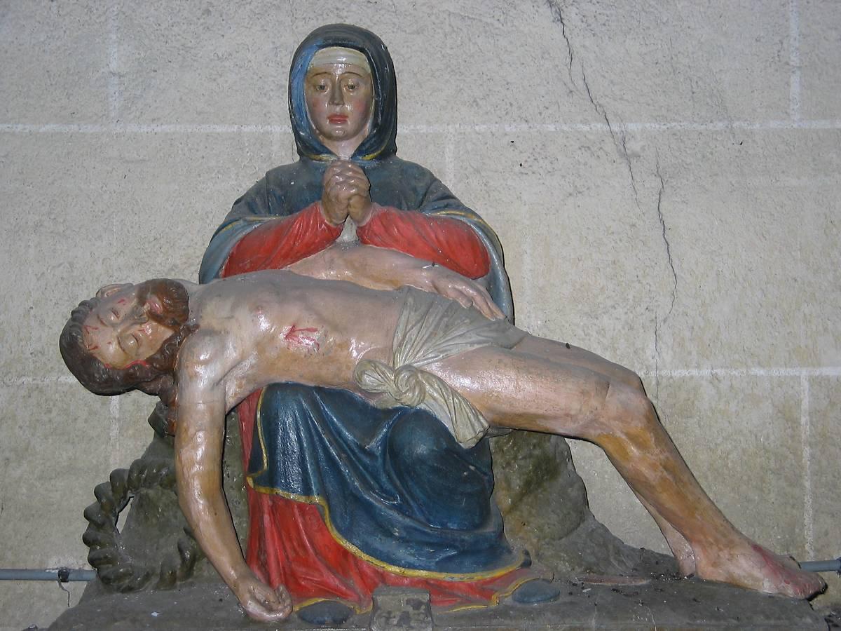 EGLISE ST-PIERRE AU BRETHON