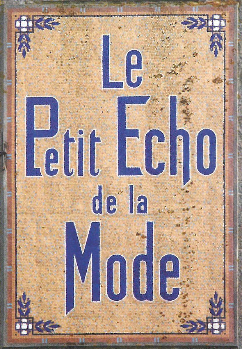 LE PETIT ECHO DE LA MODE A CHATELAUDREN