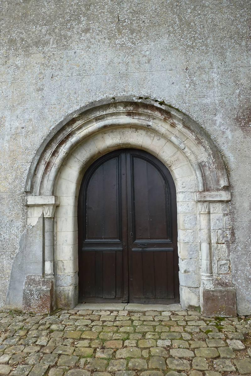 EGLISE COMMUNALE DE SAINT CLAIR D'ARCEY