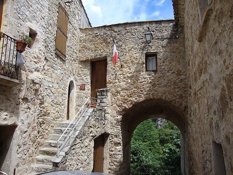 ANCIEN HOTEL DE VILLE DE SAINT GUILHEM