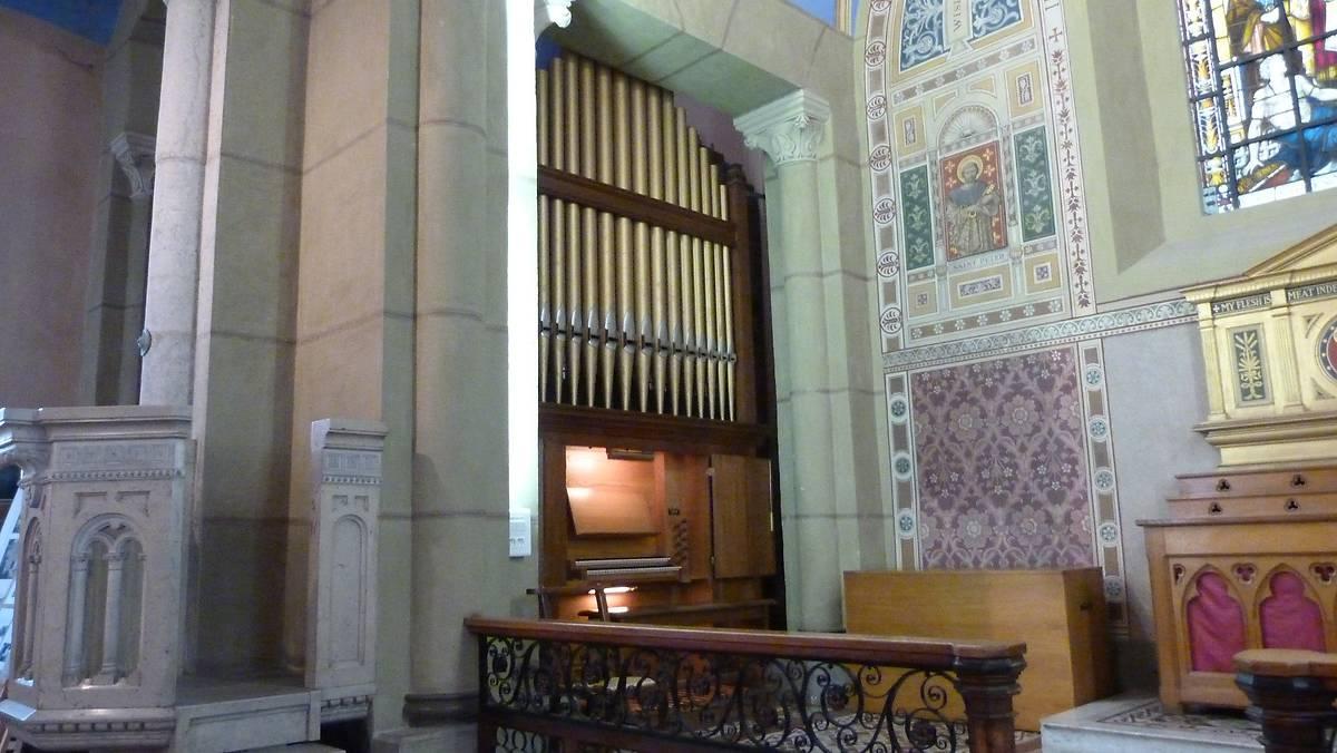 orgue de lglise saint swithun
