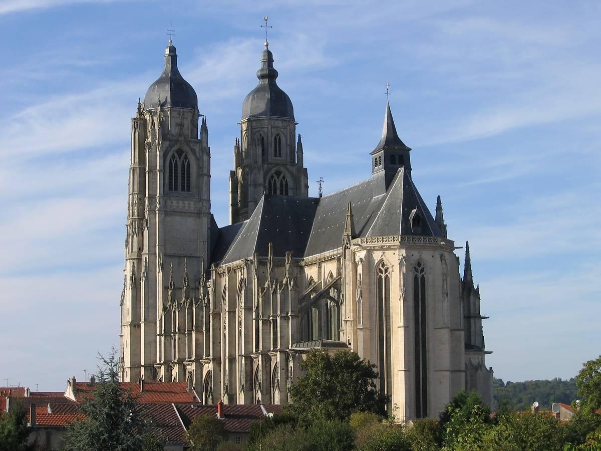 Basilique de saint nicolas de port - Clinique veterinaire saint nicolas de port ...