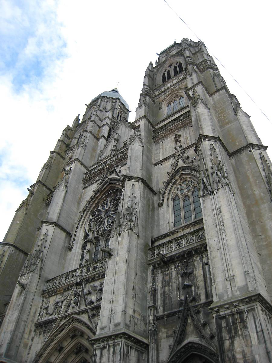 BASILIQUE DE SAINT NICOLAS DE PORT