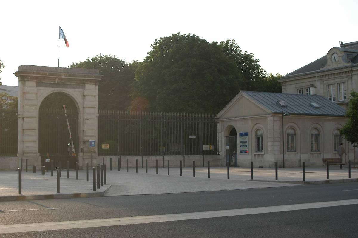 PARC STATUAIRE DE L'ECOLE NATIONALE VÉTÉRINAIRE