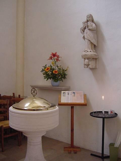 EGLISE SAINT JEAN BAPTISTE DE GIVRAND