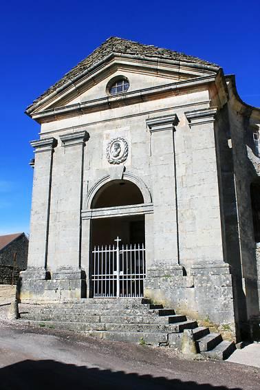 EGLISE SAINT BARTHELEMY DE PONCEY SUR L IGNON