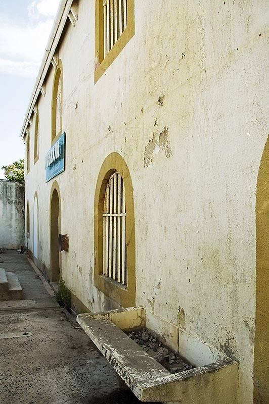 ANCIENNE PRISON DE  SAINT-MARTIN