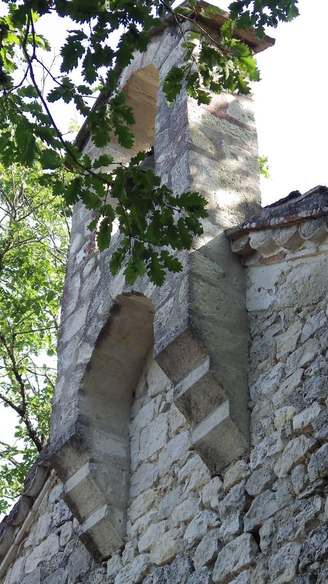 CHAPELLE DE SAINT-JEAN LE FROID A LASCABANES