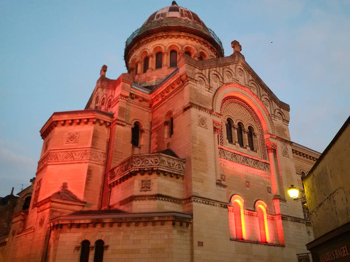 BASILIQUE SAINT MARTIN A TOURS