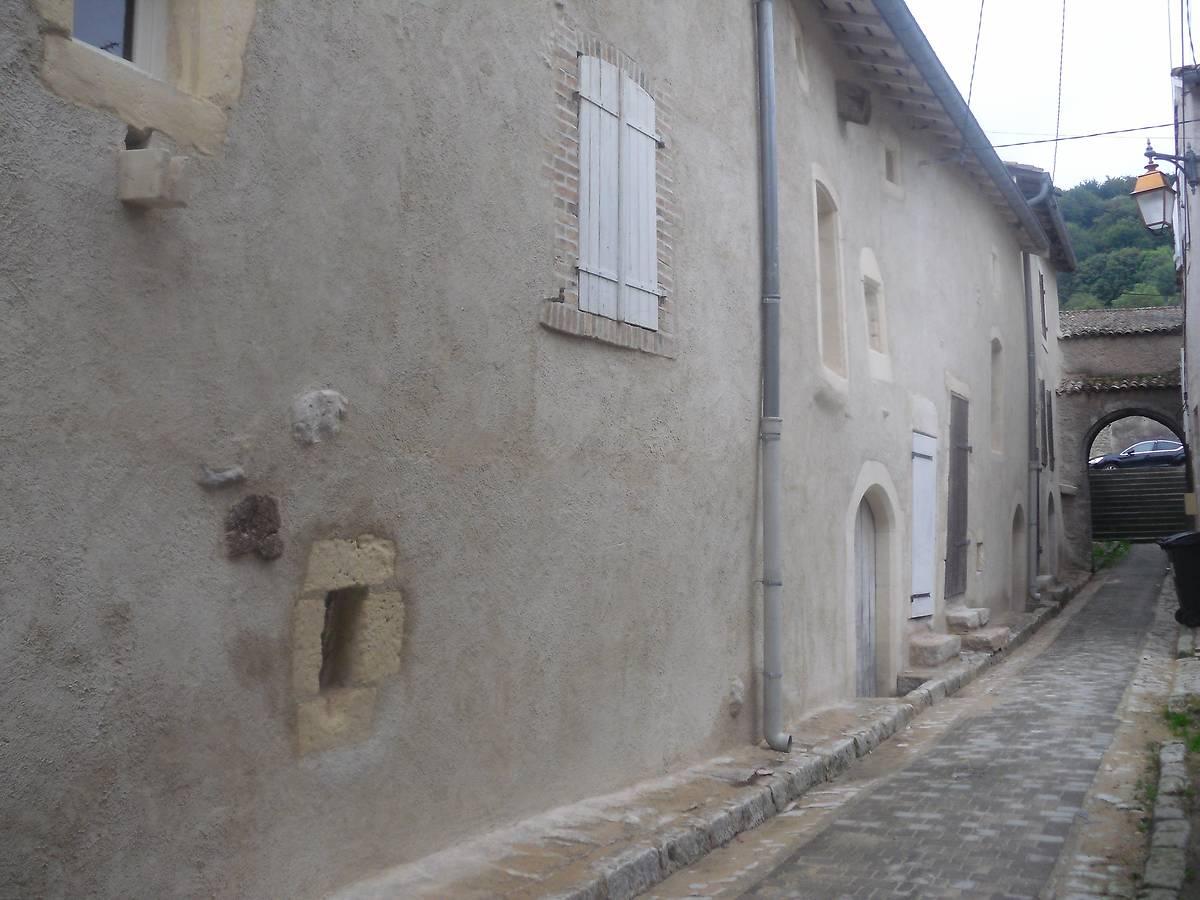 LOGES DE BLENOD-LES-TOUL