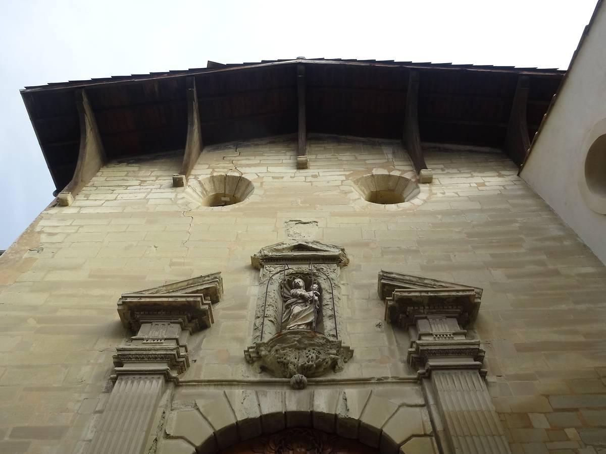 CHAPELLE DE LA VISITATION SAINTE MARIE A CREST