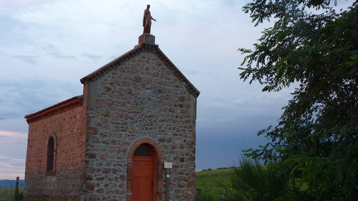 CHAPELLE SAINT-ROCH DE MARINGES