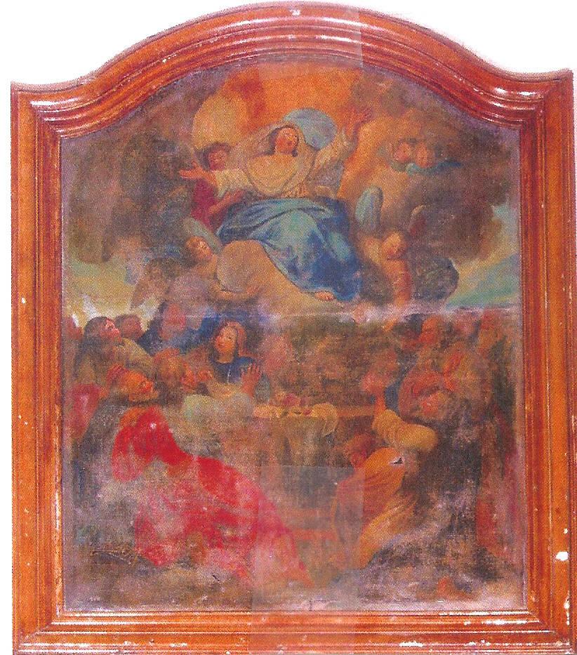 TABLEAU DE L ASSOMPTION DE LA VIERGE A RUPT-EN-WOEVRE