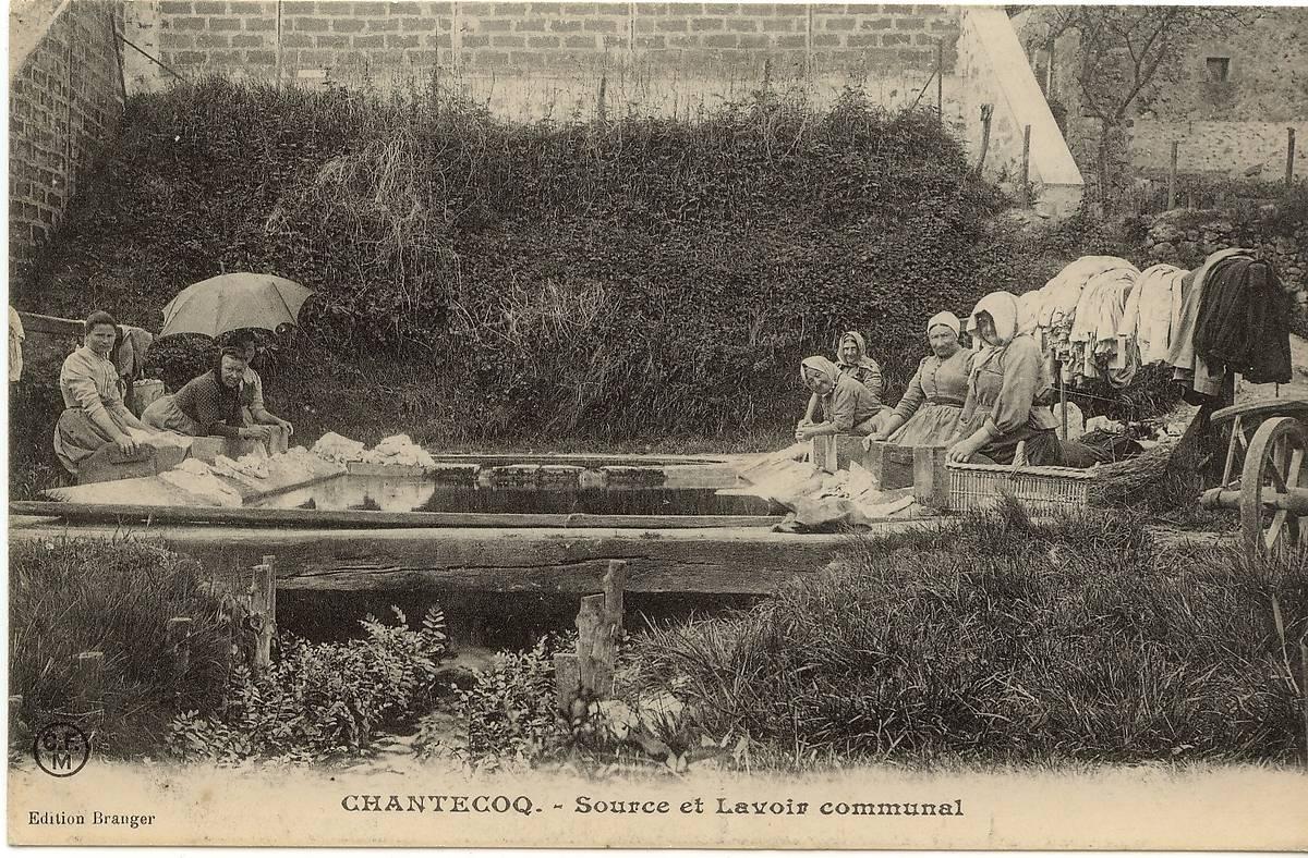 LAVOIRS À CHANTECOQ