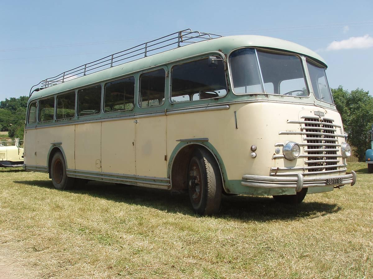 autocar berliet pck 8v