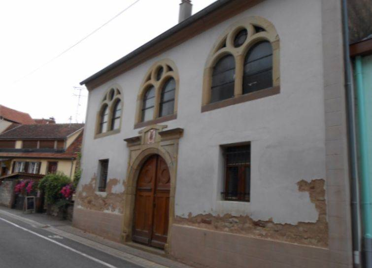 ANCIENNE SYNAGOGUE DE ROMANSWILLER