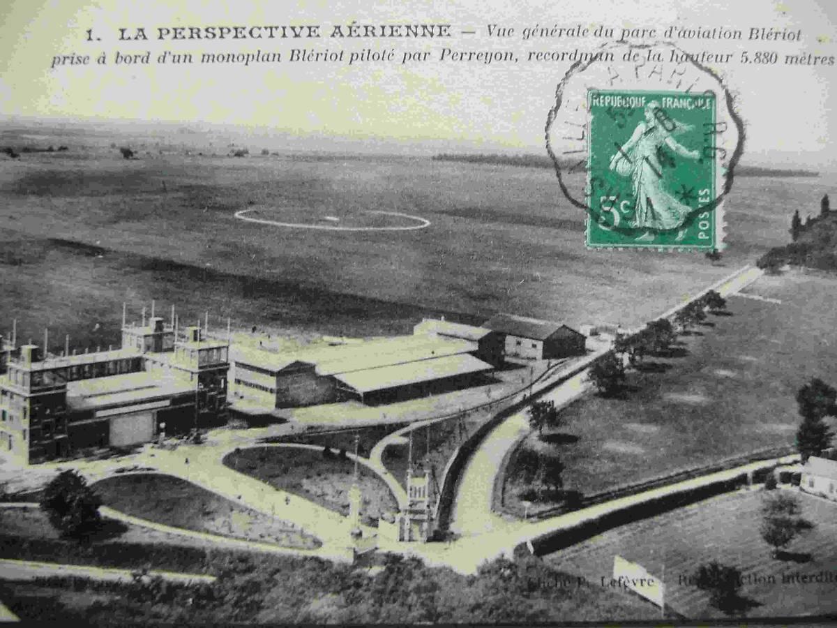 AEROPARC LOUIS BLERIOT DE BUC
