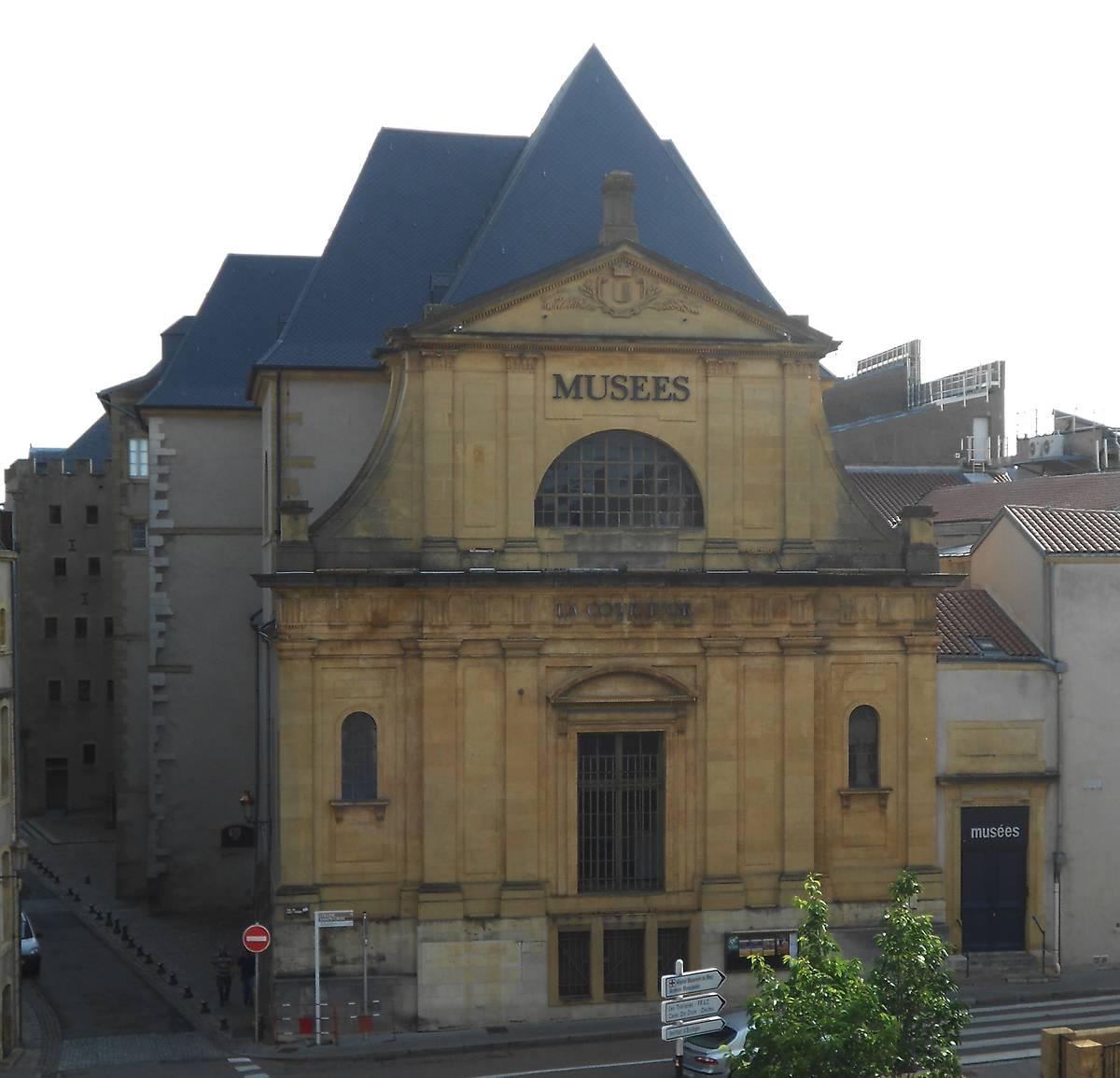 musee de la cour d or a metz