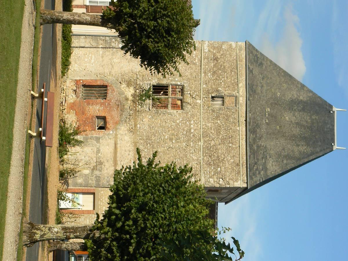 TOUR DU PAVILLON DE ROUVRAY-SAINT-FLORENTIN
