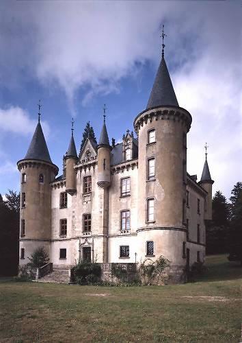 chateau de montivert restauration des murs