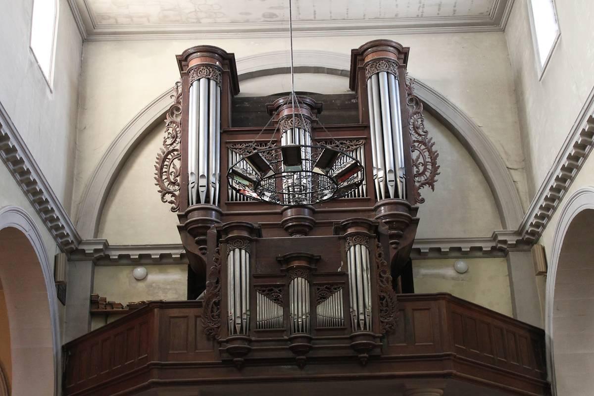 eglise saint nicolas a dompaire