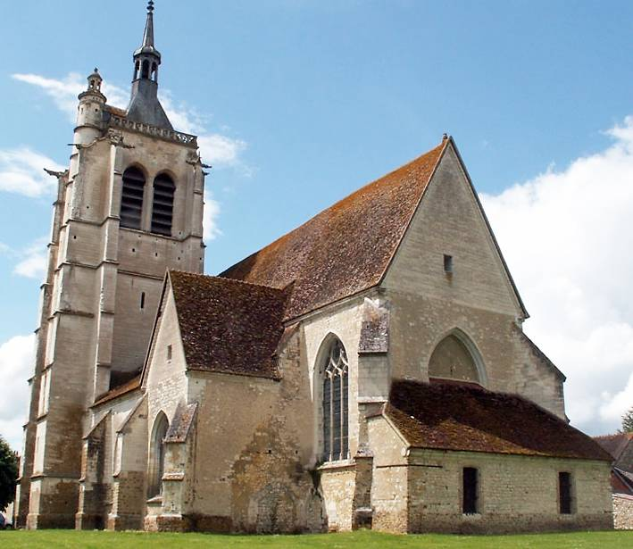 EGLISE SAINT MAMMES A TURNY