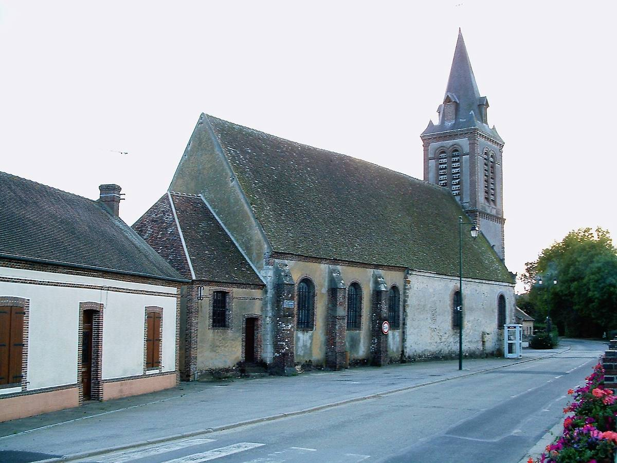 EGLISE DE L'HOME-CHAMONDOT