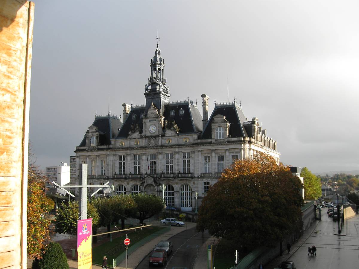 HOTEL DE VILLE DE LIMOGES