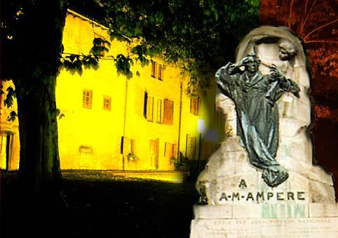 LA MAISON D'AMPERE A POLEYMIEUX
