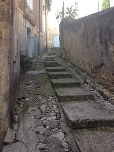 calade du chemin saint etienne malaucene