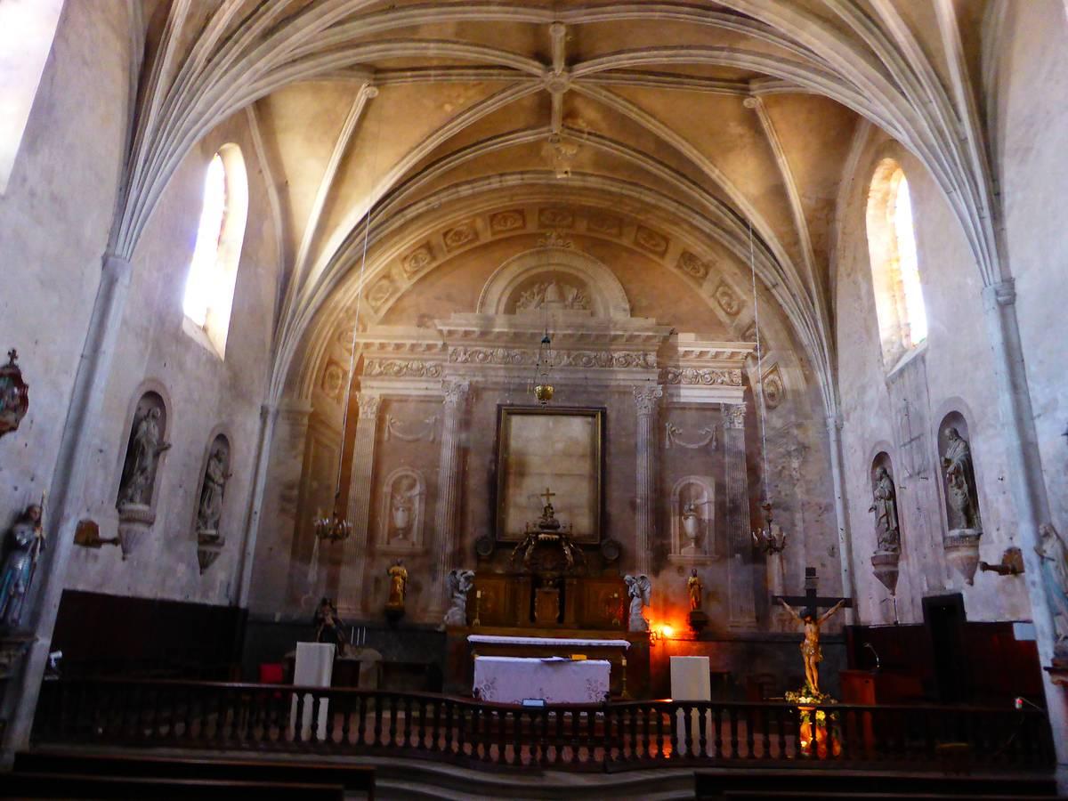 Eglise de Labastide d'Armagnac, Landes