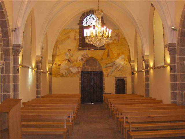 EGLISE ST-JEAN-BAPTISTE DE BADAILHAC