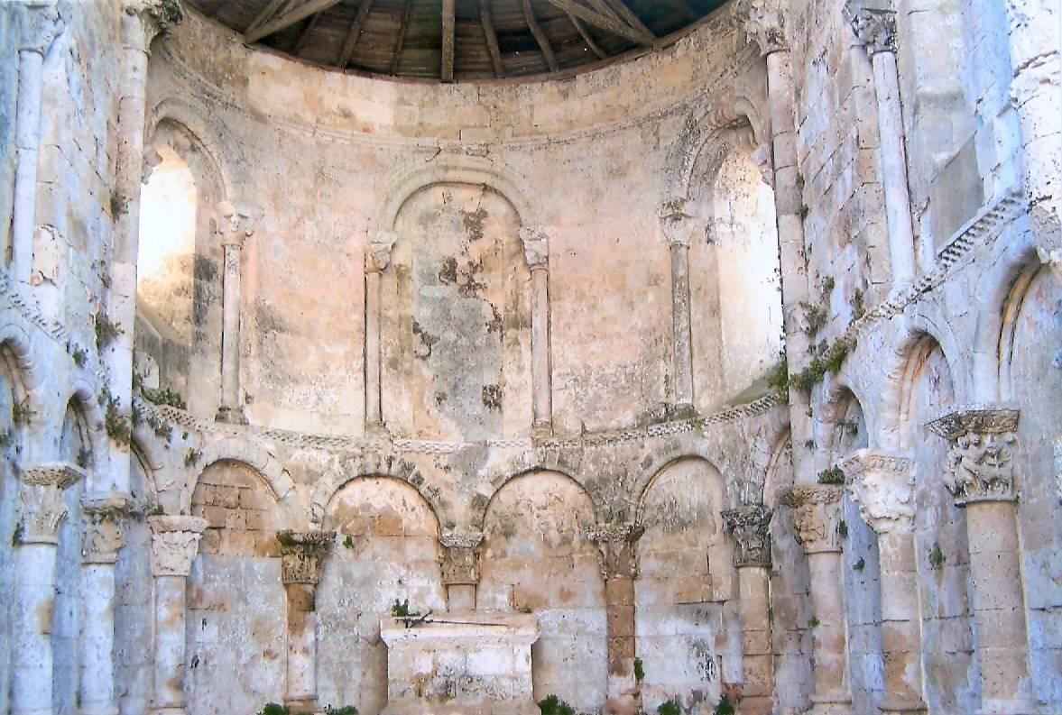 Choeur de l'église Saint-Savin à Villefranche-du-Queyran