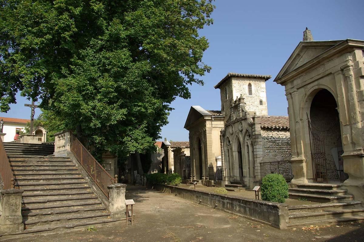 CALVAIRE DES RECOLLETS A ROMANS-SUR-ISERE