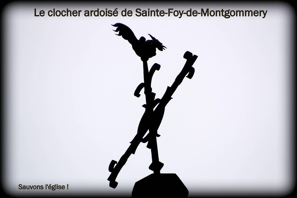EGLISE SAINTE-FOY DE SAINTE-FOY-DE-MONTGOMMERY