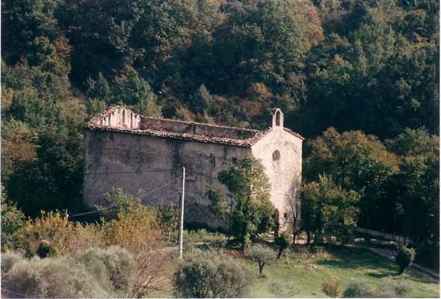 CHAPELLE SAINT DONAT A CALLIAN