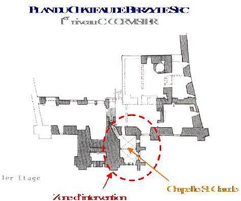 CHATEAU DE BERZY LE SEC