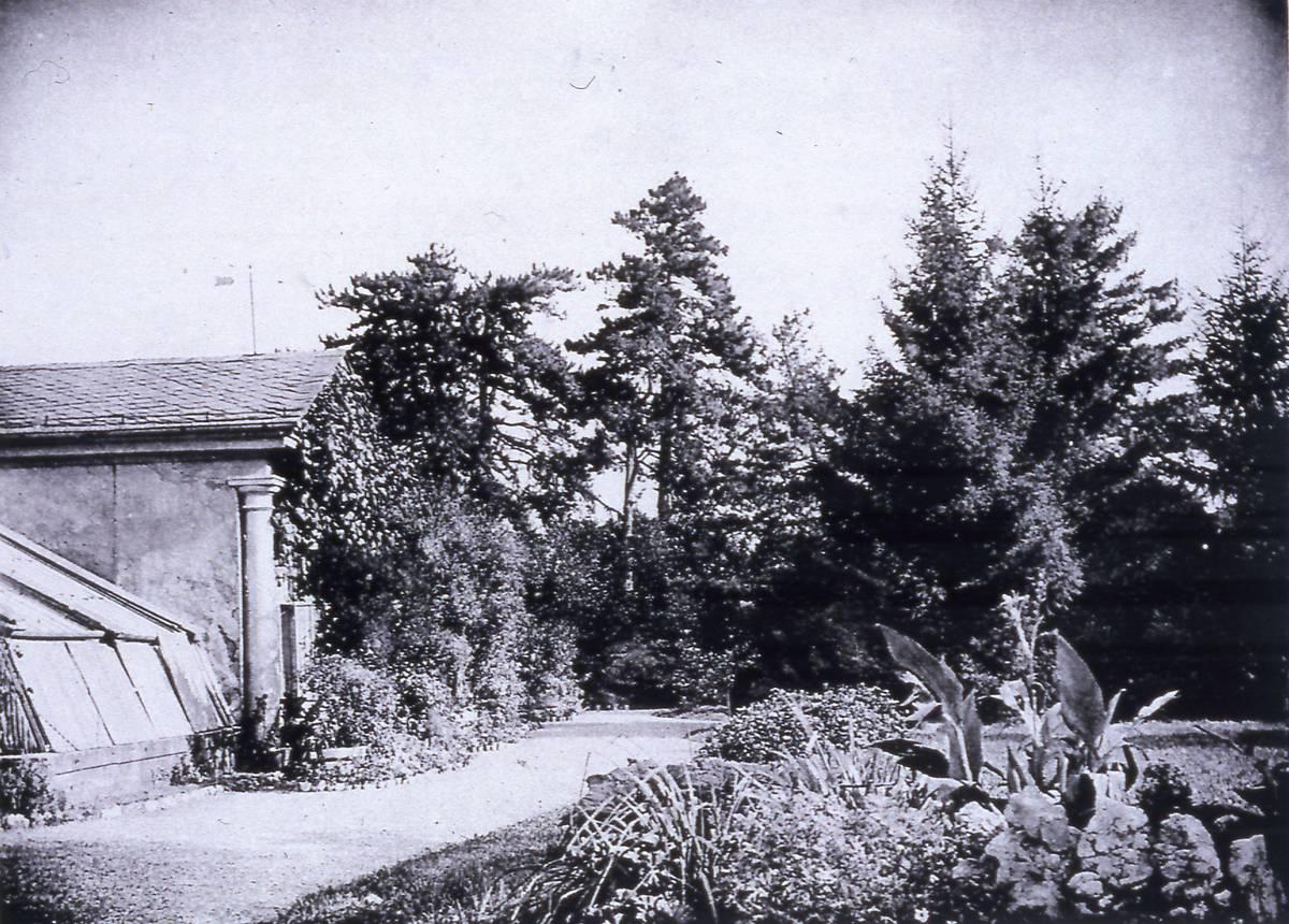 parc de la commanderie de rixheim