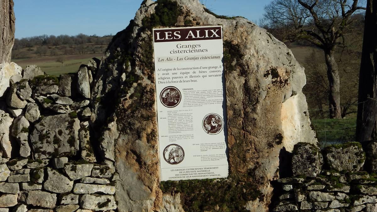 CHAPELLE DES ALIX A ROCAMADOUR