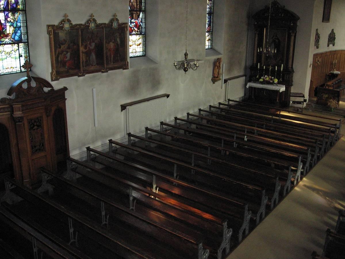 EGLISE SAINT-JEAN-BAPTISTE DE ROPPENTZWILLER