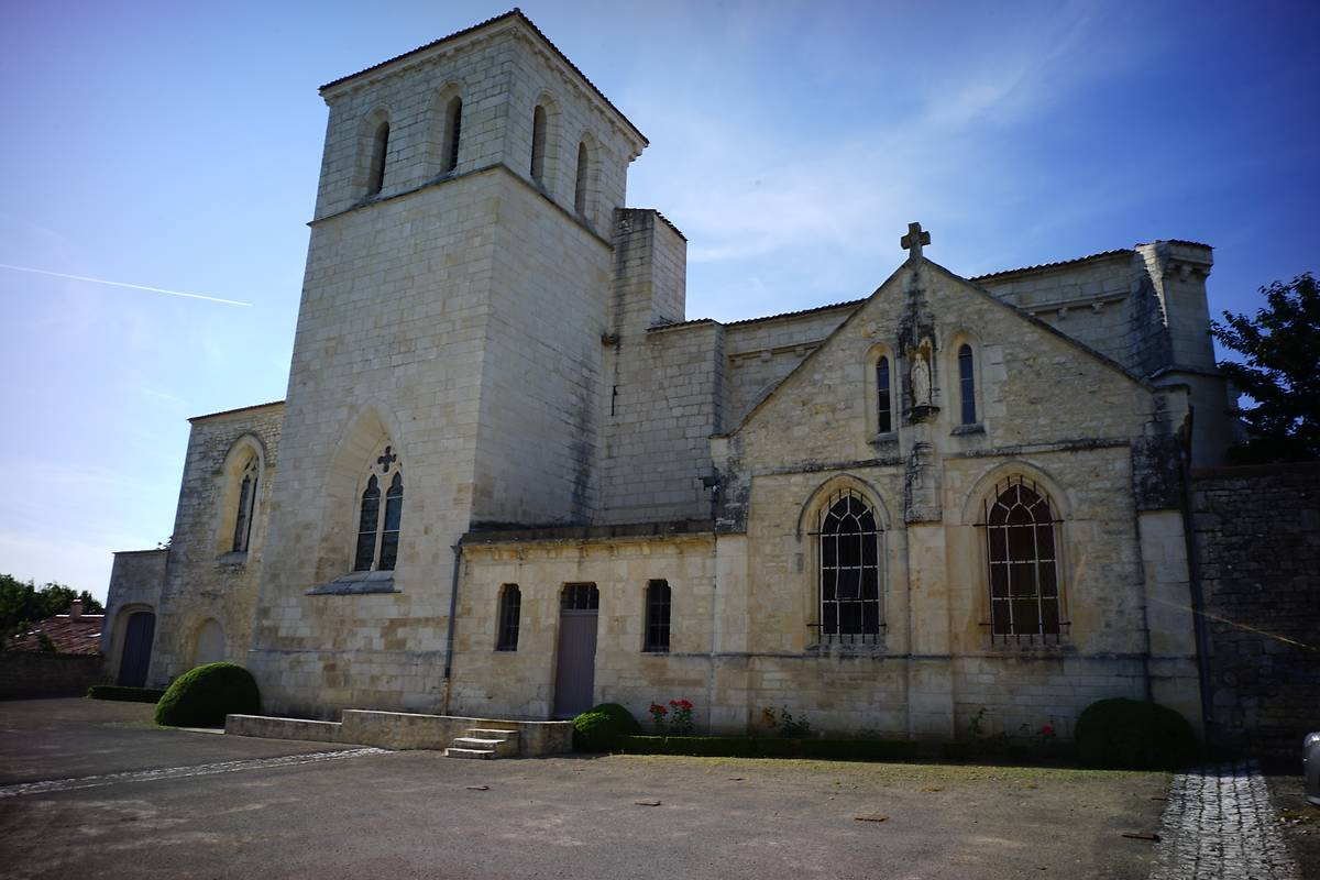 CLOCHES DE L'EGLISE D'AUZAY