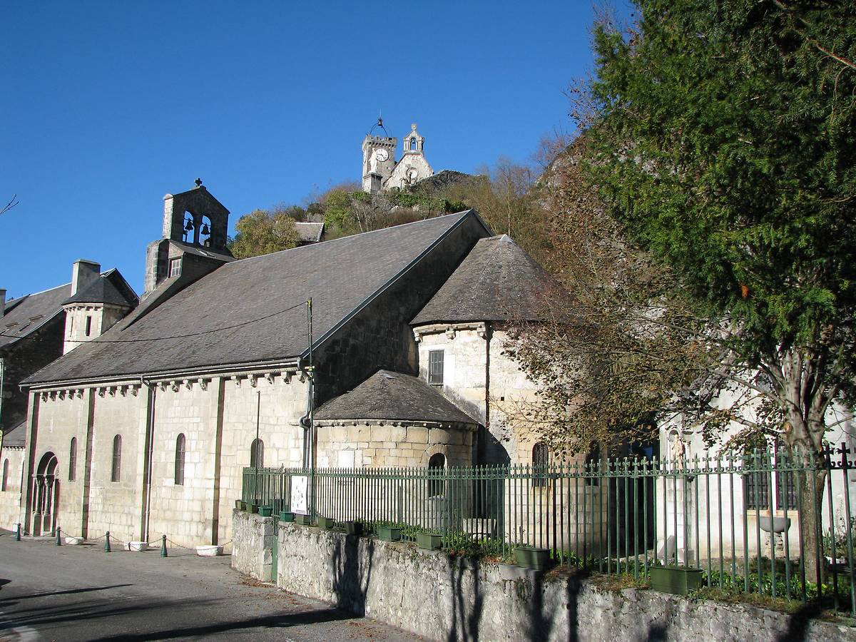 EGLISE PAROISSIALE DE SAINT-BEAT