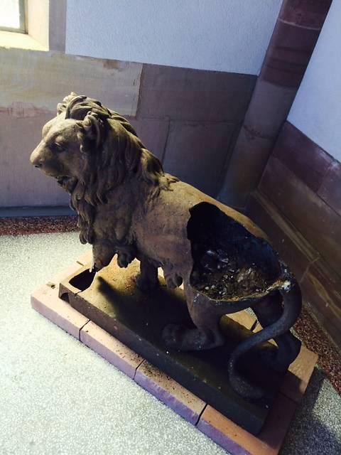 LION DE BACCARAT