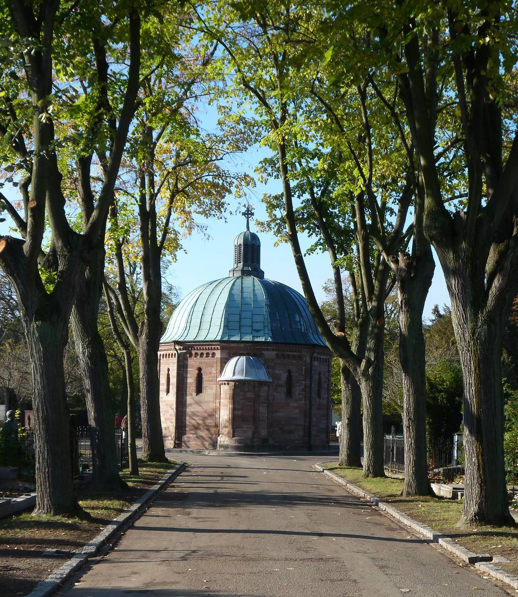 CIMETIERE CENTRAL CATHOLIQUE DE MULHOUSE